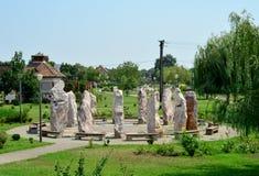 Timisoara stonehenge Stock Images