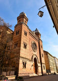 Timisoara synagogue landmark Royalty Free Stock Image