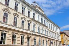 Timisoara Technische Universiteit stock foto