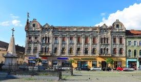 Timisoara traian square Stock Image