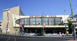 Timisoara train station Royalty Free Stock Photos