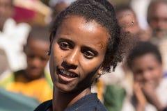 Timkat celebration in Ethiopia Royalty Free Stock Images