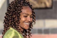 Timkat Feier in Äthiopien Lizenzfreie Stockbilder