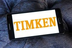 Timken Firma logo zdjęcie royalty free