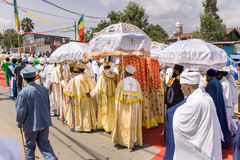 2016 Timket świętowania w Etiopia Zdjęcie Royalty Free
