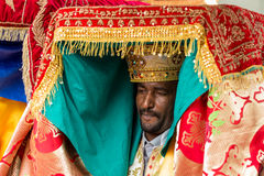 Timket, эфиопское правоверное торжество явления божества Стоковое фото RF