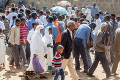 Timket Celebrations in Ethiopia Royalty Free Stock Photo