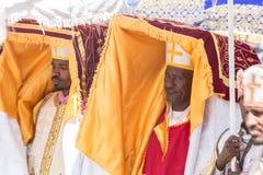 Timket Celebrations in Ethiopia Stock Photos
