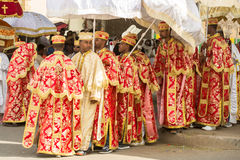 Timket,  the Ethiopian Orthodox celebration of Epiphany Stock Photo
