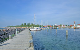 Timmendorf,Poel Island,baltic Sea,Germany Royalty Free Stock Photo