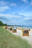 Timmendorfer Strand,baltic Sea,Germany Stock Image