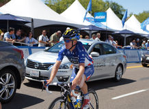 Timmy Duggan 2013 Amgen Tour of CA Royalty Free Stock Photo