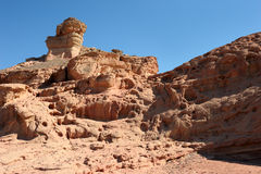 Timna National Park Stock Images