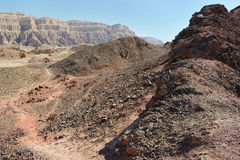 Timna National Park Royalty Free Stock Photography