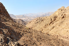 Timna National Park Royalty Free Stock Image