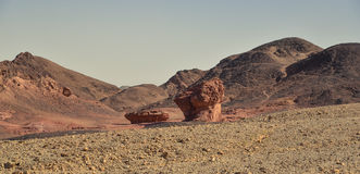 Timna national park, Israel Stock Images