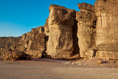 Timna Park. Stock Photos