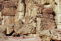 Timna Park and King Solomon's Mines - Israel Stock Photos