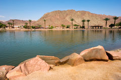 Timna park Royalty Free Stock Photography