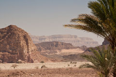 Timna park Stock Image