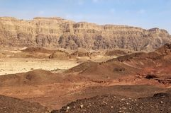 Timna Valley Park Royalty Free Stock Photography