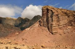 Timna Valley Park, Israel Stock Photos