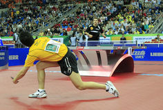 Timo Boll (GER) Royalty Free Stock Photography