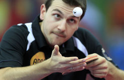 Timo Boll (GER) Royalty Free Stock Images