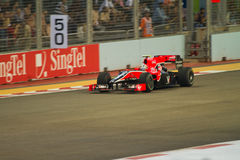 Timo Glock Photographie stock