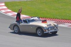 Timo Glock in 2012 F1 kanadisches großartiges Prix stockbild