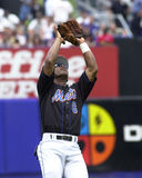 Timo Perez, New York Mets Στοκ εικόνες με δικαίωμα ελεύθερης χρήσης
