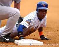 Timo Perez, New York Mets Stock Image