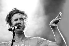 Timo Räisänen et bande Photo libre de droits