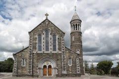 Timoleague kościół Obrazy Royalty Free