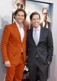 Timoni di Ed e di Bradley Cooper immagini stock libere da diritti