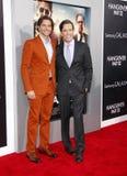 Timoni di Ed e di Bradley Cooper immagine stock