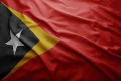 Timor bandery na wschód Zdjęcie Royalty Free