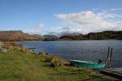 Timore Lochawe, Scozia 2012 del lago Fotografia Stock