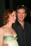 Timothy Hutton, Alicia Witt Stockbilder