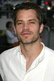 Timothy Olyphant Foto de Stock Royalty Free