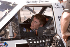 Timothy Peters after Qualifying Run Royalty Free Stock Image