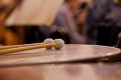 Timpani, fragment Royalty Free Stock Photography