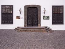 Timple Museum in Lanzarote, Canary Islands Stock Image