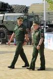 Timur Ivanov and Ruslan Tsalikov Royalty Free Stock Photo