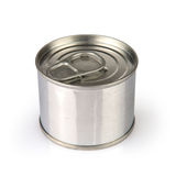 Tin Stock Photo
