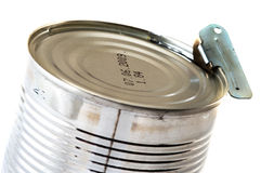 Tin Royalty Free Stock Photo