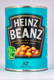 Tin of Baked Beans Royalty Free Stock Images