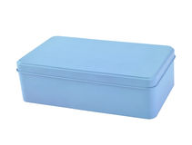 Tin box Royalty Free Stock Photo