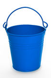 Tin bucket. Stock Images