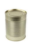 Tin can Stock Image